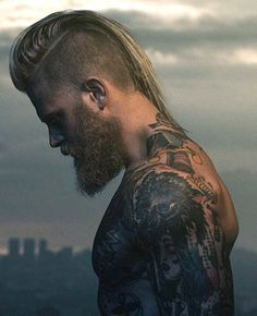 nice 15 Mohawk Hairstyles for Men