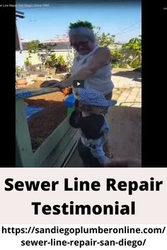 Replaced 30 feet of the Sewer Line Repair. Replaced The Main and Replaced Laundry and Kitchen drain lines. And Installed a Two-Way Cleanout. And a Cleanout for the laundry. The drain was unusable.