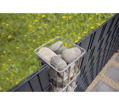 Edelstahl Abroller Abrollhilfe Sichtschutz Gitterstabzaun Gittermattenzaun