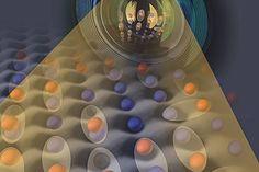 Captando los movimientos más íntimos de los átomos — Noticias de la Ciencia y la Tecnología (Amazings®  / NCYT®)