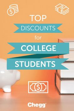 The Ultimate College Student Discount List | Chegg Blog