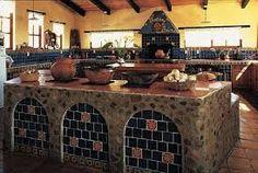 Resultado de imagen para cocina mexicana decoracion