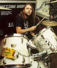 Lars Ulrich-Metallica............