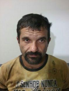 Foragido da Penitenciária de São Pedro de Alcântara é preso na Br 470 em Rodeio