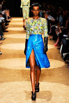 Proenza Schouler... The skirt and the gloves do it for me