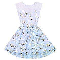 Summer Breeze Lace Sweetheart Dress