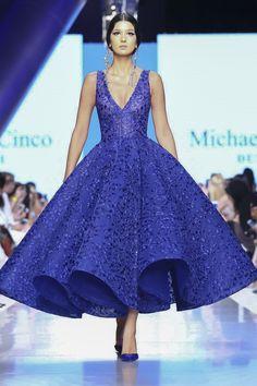 Michael Cinco Fall Winter 2017 Arab Fashion Week Dubai