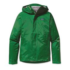 M's Torrentshell Pullover  $129, less than 1 pound rainjacket