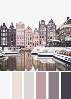 amsterdam rose palette