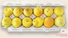 How lemons are helping to explain what breast cancer can feel and look like.