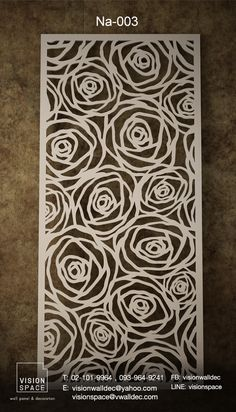 Pin on tahta süslü ve motif House Front Design, Door Design, Thermocol Craft, Motifs Islamiques, Steel Gate Design, Cnc Cutting Design, Stencil Painting On Walls, Partition Design, Small Wood Projects