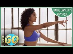 POPSUGAR If you're trying to burn calories and lose fat while also sculpting your body give one of these at-home barre workouts that burn fat a try! Barre Exercises At Home, Toning Workouts, Fit Board Workouts, At Home Workouts, Fitness Exercises, Ballerina Workout, Ballet Barre Workout, Pole Dance Moves, Pole Dancing