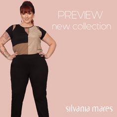 be051a0e8 Moda All Size Feminina. Macacão plus size - Verão 2017. Silvania Mares ...