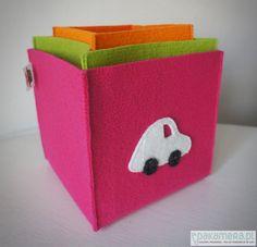 filcowe pudełka