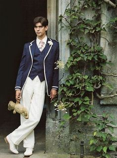 Ben Whishaw as Sebastian in BRIDESHEAD REVISITED (2008)