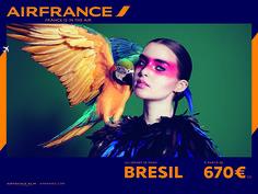 Comme une envie de m'évader avec Air France