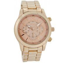 OOZOO Timepieces Rose Goud/Rose (R) C6174 (40MM) horloge - Horloges.nl