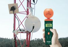 Using an EMF meter is the only way to know how strong an electromagnetic field is. And once you know where the strong fields are, you can remove the source of the EMF, or avoid the radiation.