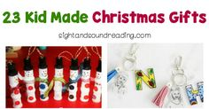 Today, I would like to share some easy kid made gift ideas to help you and kids in the holiday seasons. Be inspired to make others happy. Kindergarten Reading Activities, Kindergarten Crafts, Teaching Phonics, Help Teaching, Easy Preschool Crafts, Crafts For Kids, Kid Made Christmas Gifts, Campaign, Content