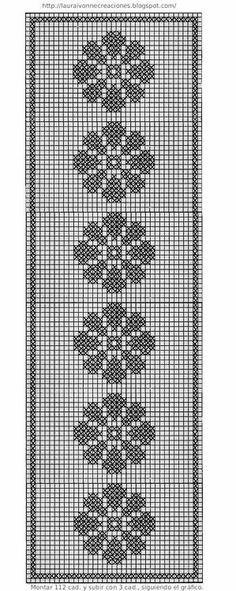 @nika Crochet Mandala Pattern, Crochet Cross, Crochet Chart, Crochet Home, Crochet Stitches, Crochet Patterns, Bead Loom Patterns, Doily Patterns, Cross Stitch Patterns