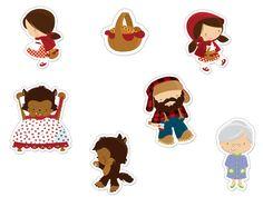 Aplique Chapeuzinho Vermelho Mod01   Vê Silva Apliques   Elo7 Sweet Birthday Cake, Red Ridding Hood, Baby Party, Little Red, Scrap, Clip Art, Stickers, Disney Princess, Disney Characters