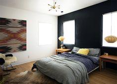 Nice Modern Bohemian Bedroom => http://smsmls.com/17501/modern-bohemian-bedroom