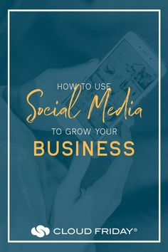 How to use social media for business - Have you struggled to use social media for your small business? Social media marketing is an amazing tool to grow your small business. We've got social media tips and tricks for small business owners to help you grow your business online. These social media ideas for business will get you started and help you make the most out of social media marketing! #socialmedia #smallbusinesstips #socialmediamarketing