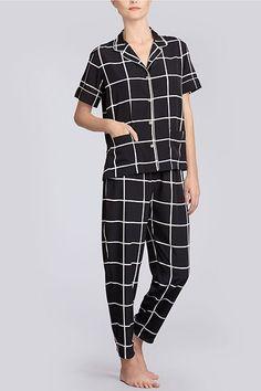 30 Perfect Pairs Of Pajamas For Your Next Netflix Marathon #refinery29  http://www.refinery29.com/cute-fall-pajamas#slide-21  ...
