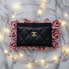 Soft October Night – A Style and Creativity Blog - Chanel Card Holder Unboxing - Soft October Night - A Style and Creativity Blog