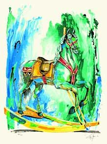 Rolf Knie - Karussellpferd Switzerland, Join, Artists, Painting, Carousel, Fine Art Gallery, Animal Pictures, Art Ideas, Animals