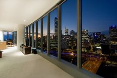 I feel like this would the view from Christian Grey's apartment in Fifty Shades of Grey