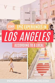 The Ultimate Los Angeles Bucket List | 150+ Epic Things to Do in Los Angeles | Los Angeles Travel Guide | California Road Trip Inspiration | California Travel Inspiration | A Local's Guide to LA | LA Bucket List | Best Los Angeles Food | Where to Eat in LA | California Road Trip Itinerary | Los Angeles Itinerary | California Itinerary