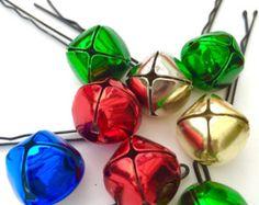 BEARD CHRISTMAS BAUBLES BEARDS BOBBLES /& HAIR GRIPS STOCKING FILLER FANCY DRESS
