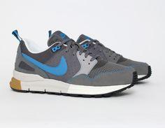 #Nike Lunar Pegasus 89 Grey Blue #Sneakers