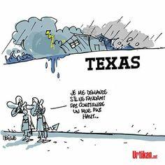 Deligne  (2017-08-28)   Le Texas frappé par la tempête Harvey  L'impact de l'ouragan Harvey est le pire « jamais vu », a estimé dimanche la météorologie fédérale américaine. « Cet événement est sans précédent et toutes ses conséquences ne sont pas encore connues mais vont au-delà de ce qu'on a jamais vu », écrit le National Weather Service (NWS). ÷÷÷ Urtikan.net