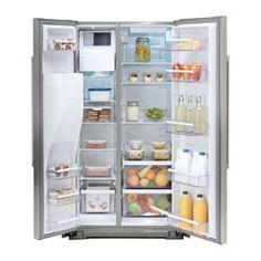 NUTID Side-by-side refrigerator - IKEA