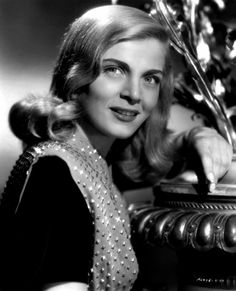 Lizabeth Scott photographed by Bud Fraker, 1945