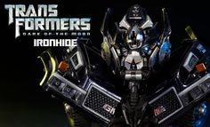 Transformers Ironhide Bust (SRP $199.99) - # 902330