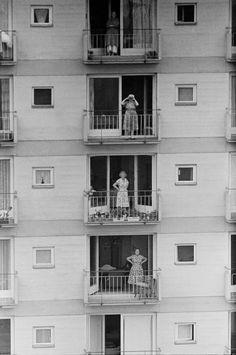 federer7: GERMANY. West Berlin. 1961 Rene Burri/Magnum...