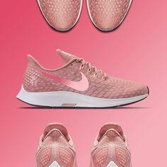 da8e911d606 Nike Air Zoom Pegasus 35 - Women s - Pink - sneakers - 2018 Nike Air Zoom
