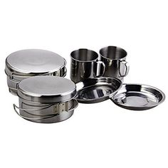 BeGrit Backpacking Camping Cookware Picnic Camp Cooking C