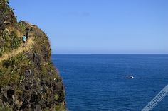 Walking and Sailing. The many activities you can do on Madeira Island, Portugal. Photo by Don Amaro