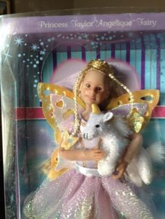 Only hearts club princess #taylor #angelique #fairy doll  nib,  View more on the LINK: http://www.zeppy.io/product/gb/2/272157469532/