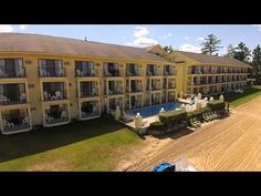 Shot and Produced by Eagle Eye Drone Service - Pointes North Beachfront Hotel & Resort - YouTube