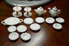 Miniatur Geschirr