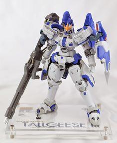 GUNDAM GUY: P-Bandai Online Hobby Shop Exclusive: MG 1/100 Tallgeese III - Painted Build