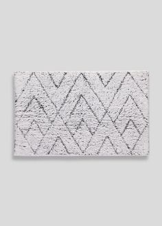 This carved detailed bath mat will bring texture and pattern to your bathroom. Ultra soft and machine washable. Dimensions: x Matalan, Minimalist Home, Bath Mat, Carving, Texture, Pattern, Teen Bedroom, Bathroom Ideas, Cream
