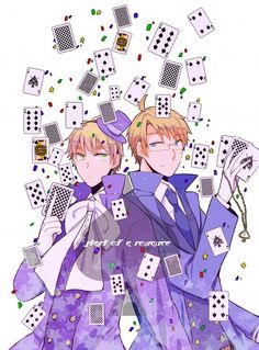 King and Queen of Spades <3