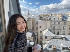 Suka Idola K-Pop? Inilah Deretan Foto Jannie BlackPink yang Bikin Gempar Netizen | KASKUS Most Beautiful, Louvre, Bikini, Kpop, Building, Pictures, Travel, Instagram, Kim Jennie