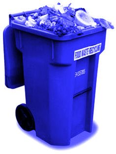 Blue trash can #foodwaste https://www.indiegogo.com/projects/jiraffe-saving-earth-by-building-relationships/x/8859577